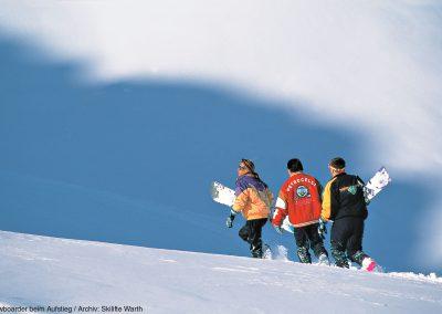WinterSnowboard
